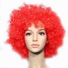 цены Color Explosion Head Wig Cosplay Clown Wig Annual Party Tiara Fan Wig Cosplay Magic First Birthday Boy Party Witch Hat Dropshipp