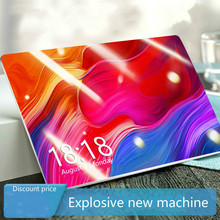 2021 New Upgraded Tablet PC for Online Class 6GB RAM 128GB ROM  Dual Sim Card 10.1Inch Octa Core Andoid WiFi Tablet