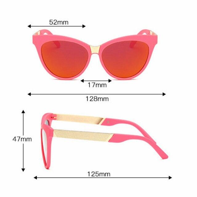 очки солнцезащитные унисекс полуметаллические для мальчиков фотография