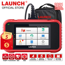 Code-Reader Diagnosic-Tool Car-Scanner Launch X431 Automotive Obd-Obd2 CRP129E TPMS Oil-Sas