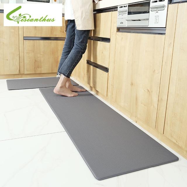 Big Discount 57a57b Kitchen Door Mat Waterproof Pvc Floor Mat Entrance Doormat Bedroom Living Room Bath Floor Mats Modern Kitchen Rug Cicig Co