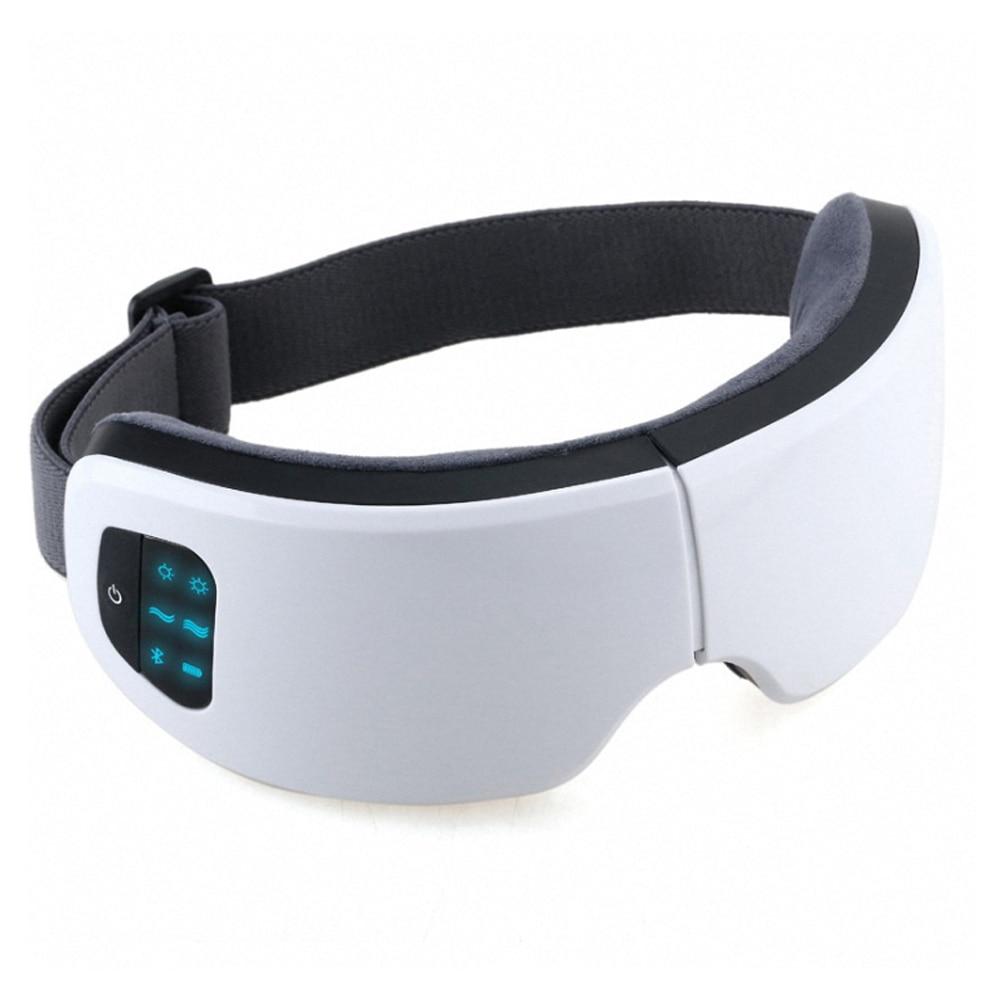 Vibration Eye Massager 180 Degree Folding Eye Fatigue Relief Massage Portable Wireless Eye Care Device