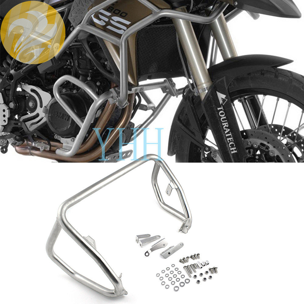 New Lower Engine Guard Protector Crash Bar For BMW F800GS F 800 <font><b>GS</b></font> F700GS F <font><b>700</b></font> <font><b>GS</b></font> F650GS F 650 <font><b>GS</b></font> 08-17 2009 2010 2016 <font><b>2017</b></font> image