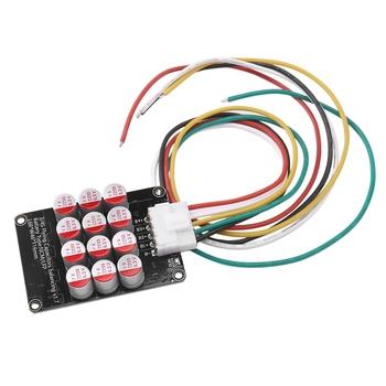 4S 5A cała grupa Balancer aktywny BMS pokładzie litowo Lipo Lifepo4 korektor baterii kondensator transferu energii tanie i dobre opinie NONE Akcesoria do baterii CN (pochodzenie)