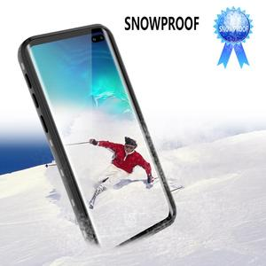 Image 3 - Orijinal Su Geçirmez Kılıf Kapak için Samsung S8 S9 Artı Açık Spor Yüzme Darbeye Dayanıklı Samsung kılıfı Galaxy S10 S9Plus Funda