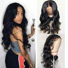 HD прозрачные парики из натуральных волос на кружеве бразильские волнистые невидимые парики из натуральных волос на кружеве для черных женщин