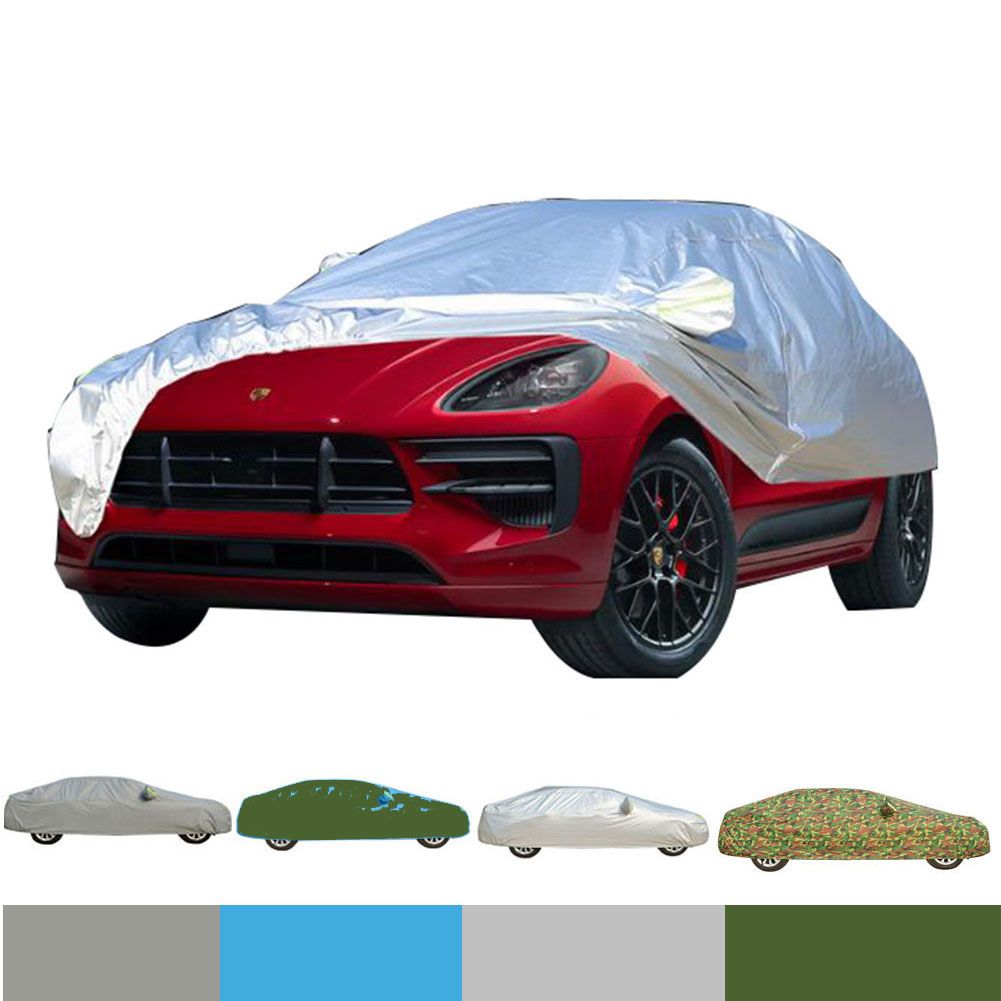 Car Cover Water-Proof Dust-Proof Sun Resistant Protection For Porsche Cayenne Macan Panamera