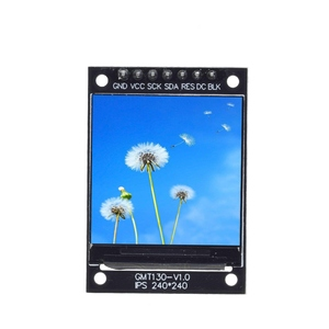 Image 5 - TZT TFT Display 0.96 / 1.3 inch IPS 7P SPI HD 65K Full Color LCD Module ST7735 Drive IC 80*160 (Not OLED) For Arduino