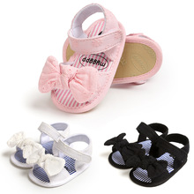 Anti-slip Cotton Baby Girls Shoes Butter