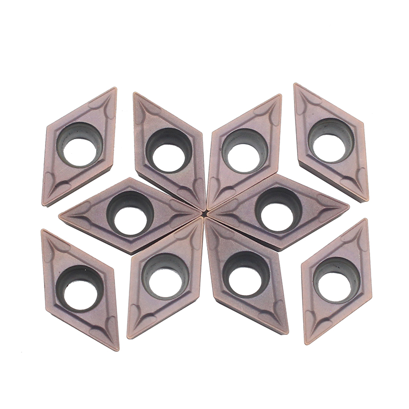 Carbide Insert DCMT11T304 VP15TF UE6020 US735 CNC Machine Tools Turning Tool Lathe Cutting Tool Car Blade