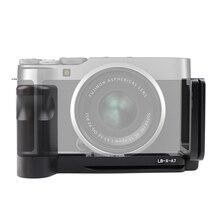 Camera L Bracket Hand Grip Holder Plate Vertical for Fujifilm Fuji X A7 XA7