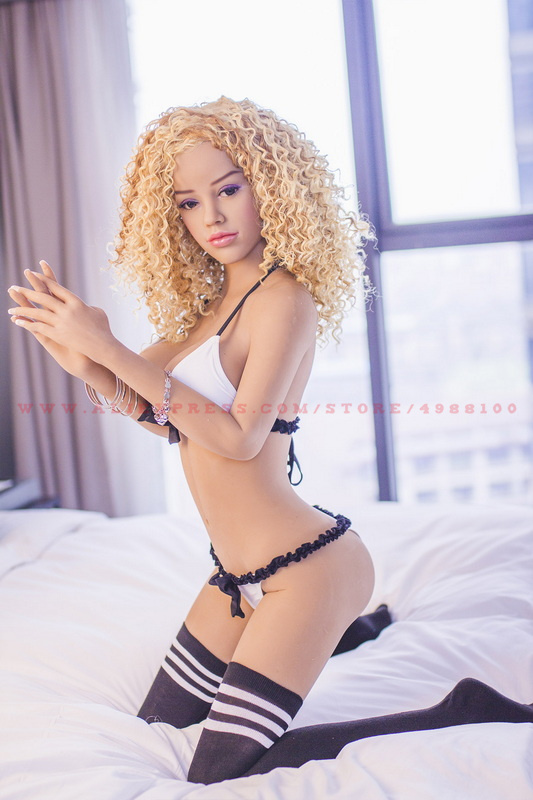 He843d060c24c4b1d922967fa4e410248L 160cm Full TPE Sex Doll Sexy Breasts Soft Ass Pussy Vagina Anal Oral Lifelike Sex Adult Toys for Man-Sex Masturbating