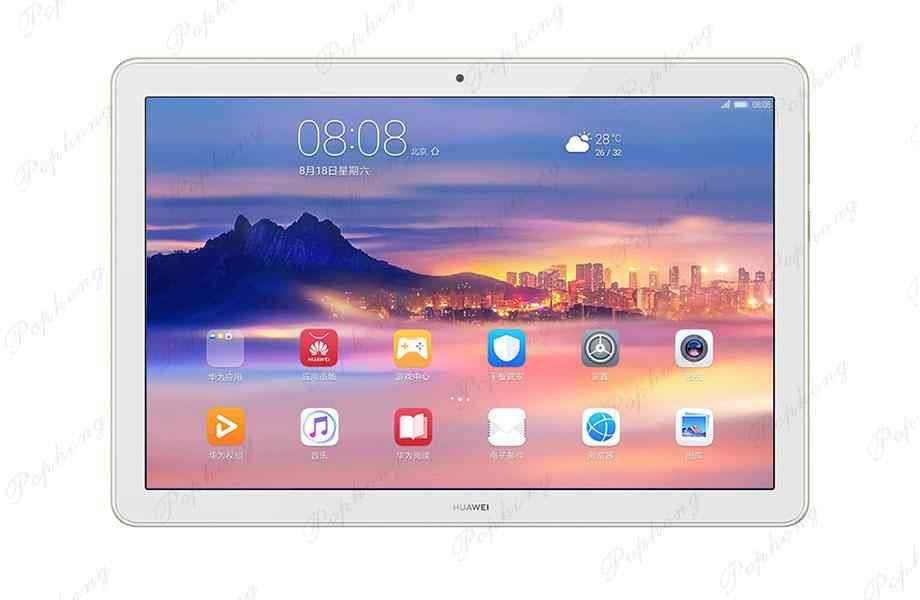 Orijinal Huawei Mediapad tadını çıkarın Tablet 10.1 ''ağ çağrı sürümü Octa çekirdek Kirin 659 çift kamera desteği GPS akıllı Tablet PC