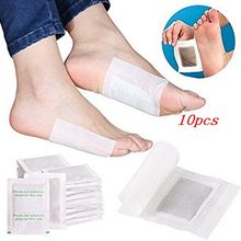10 PCS/set Weight Loss Mask Feet Skin Care Relieve Fatigue Remove Toxin Foot Skin Smooth Exfoliating Foot Mask Foot Beauty TSLM2(China)