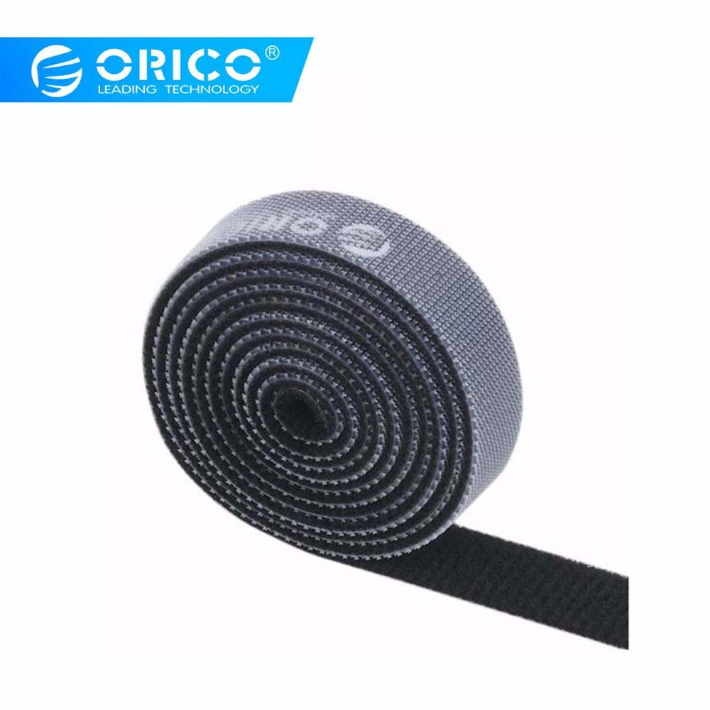 ORICO Nylon Organizador Fio Enrolador de Cabo Titular Eearphone Mouse Protetor de Cabo Ethernet Fio de Gerenciamento De Cabos Para Samsung iPhone