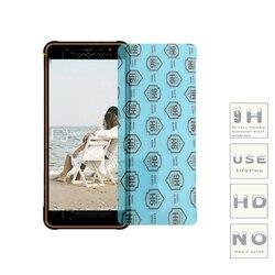 На Алиэкспресс купить стекло для смартфона (3-pack) 9h flexible glass screen protector for poptel p9000 max/p8/p10/p60