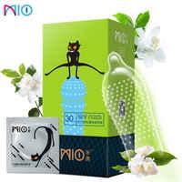 100 pçs/lote ultra fino natural látex preservativos pênis manga pontilhada com nervuras preservativo mais seguro contracepção 52mm g ponto galo sexo produtos