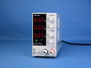 Image 2 - NPS306W/ NPS1203W Mini Switching Regulated Adjustable DC Power Supply with power display 30V6A/120V/3A 0.1V/0.01A/0.01W