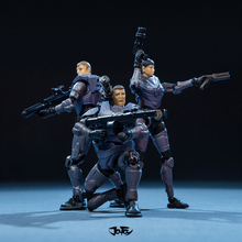 1/25 JOYTOY  Action Figure The 4rd Steel Riding QingYan Corps for Fans Holiday Gift