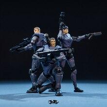 1/25 JOYTOY figurka 4rd Steel Riding QingYan Corps dla fanów prezent świąteczny