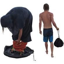 Комплект для хранения плаванья серфинга пляжный гидрокостюм