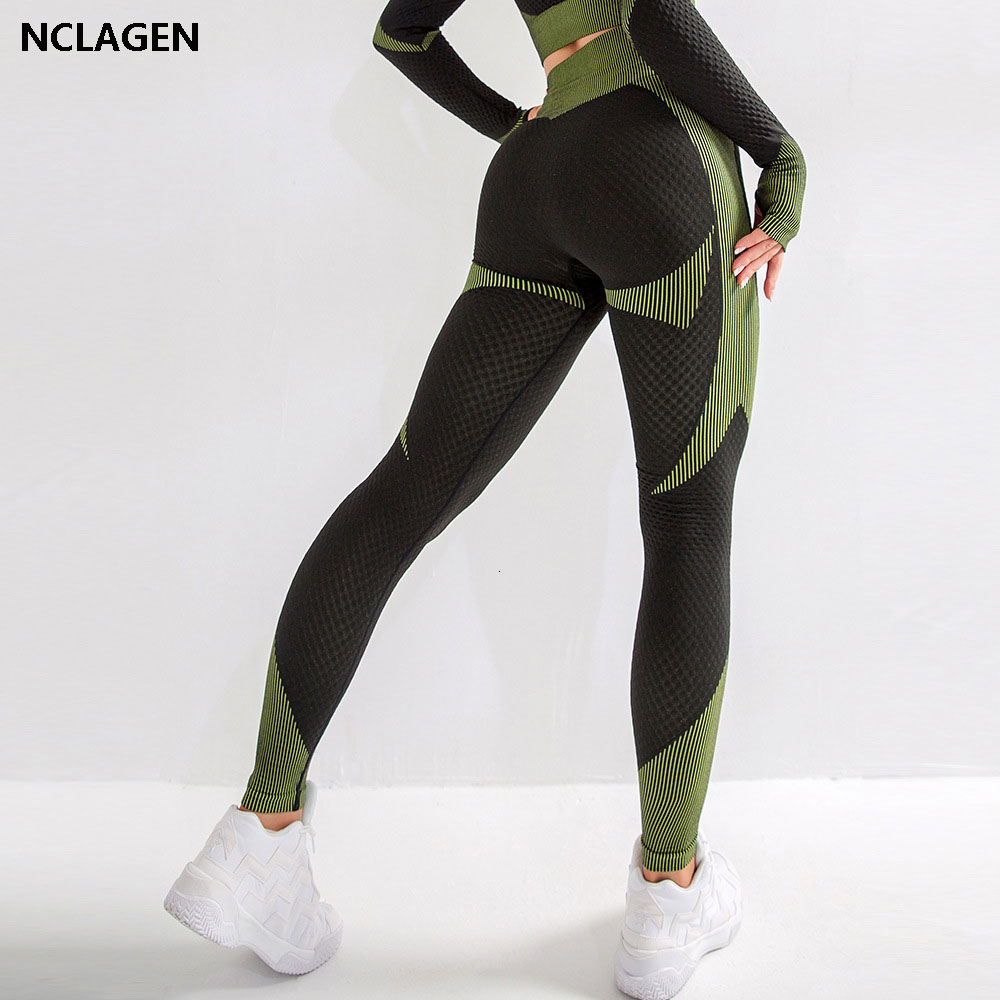 Women Yoga Pants High Waisted Fitness Push Up Leggings Sports Workout Jumpsuit