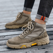 Winter Men Military Boots Quality Special Force Tactical Desert Combat Ankle Boats Army Work Shoes Leather Snow Boots winter autumn men military boots quality special force tactical desert combat ankle boats army work shoes leather snow boots