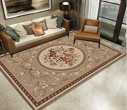 Nowy kryształowy aksamit nowy chiński dywanik do salonu dywan pod stolik do kawy prostokątny nowoczesny nowy chiński dywan tanie i dobre opinie CN (pochodzenie) Domu Hotel Bedroom Modlitwa OUTDOOR Chinese wind series Carpet Machine washable Polyester fiber (polyester)