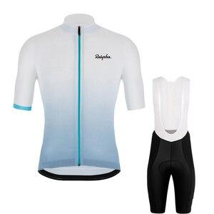 Image 3 - Raphaful 2020 rcc masculino ciclismo wear bicicleta roupas ropa ciclismo hombre mtb maillot bicicleta de estrada verão roupas triathlon