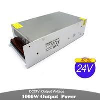 Universal Power Supply DC 12V 18V 24V 30V 36V 42V 48V 60V 1000W Transformers 220V 110V AC DC12V SMPS For Light CNC CCTV Stepper