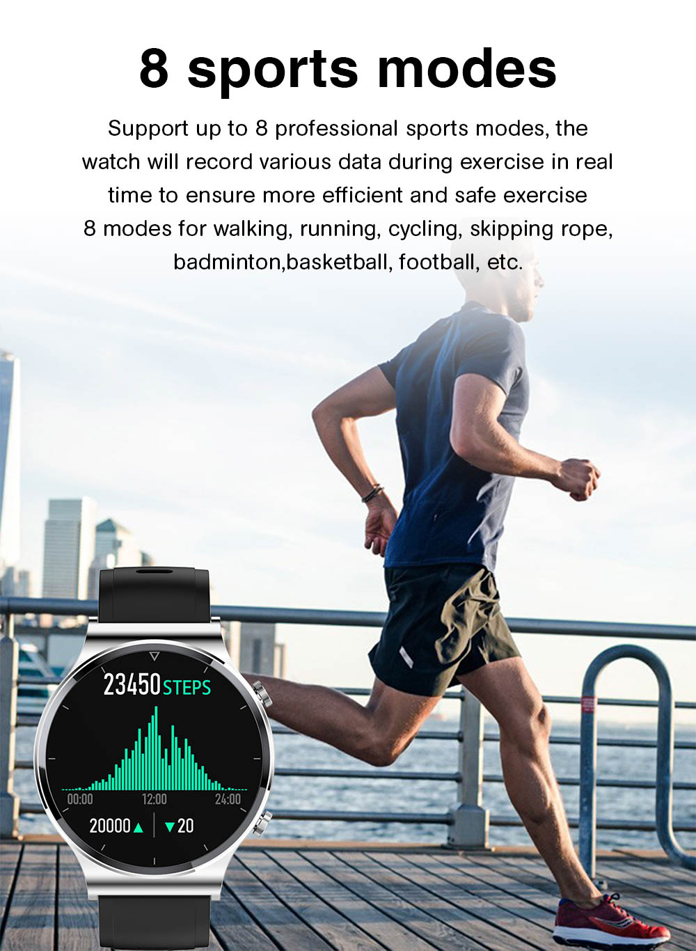 He8499ce7646a40109483244ce3ef5019b NUOBO 2021 New Smart Watch Men Bluetooth Call Heart Rate Blood Pressure Sports IP68 Waterproof Smartwatch for Android IOS Phone
