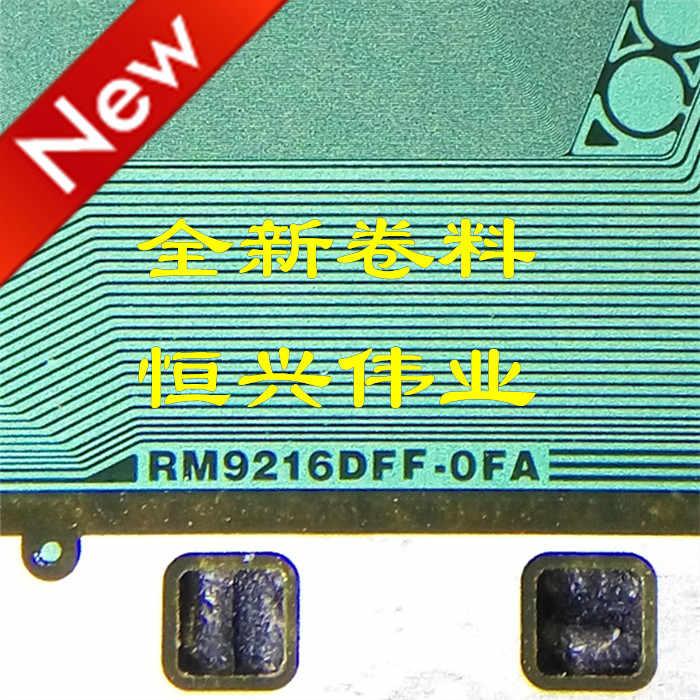 RM9216DFF-OFA RM9216DFF-0FA yeni LCD sürücü COFTAB rulo