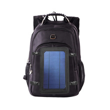 Solar Charging Backpack Fashion Casual Business Oxford Cloth Outdoor Bag