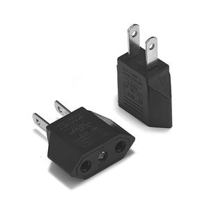 US Japan China Travel Plug Adapter European EU To US JP Power Adapter Electrical Plug Converter Sockets AC Charger Outlet
