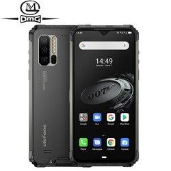 Перейти на Алиэкспресс и купить ulefone armor 7e nfc rugged smartphone 4gb + 128gb android 9.0 helio p90+ ip68 shockproof mobile phone 5500mah global version
