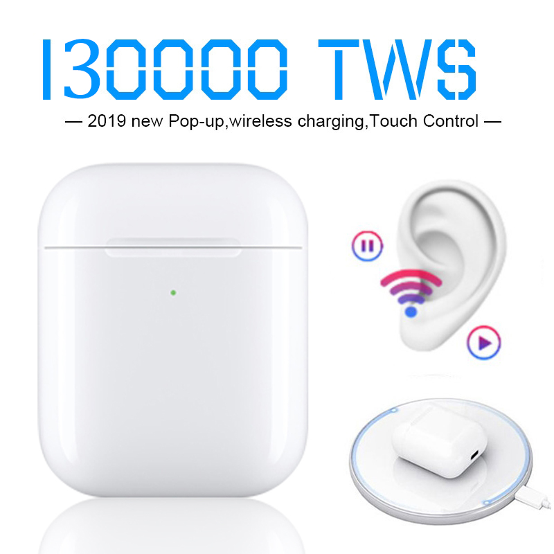 <font><b>Original</b></font> <font><b>i30000</b></font> <font><b>TWS</b></font> Bluetooth 5.0 Earphones Sports pop up True Wireless Earbuds Touch Earphones PK i9000 i2000 i10000 i20000 <font><b>tws</b></font> image