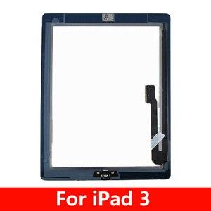 ЖК-внешний цифрователь для iPad 4, сенсорный экран, сенсорная панель для iPad 3 4 A1416 A1430 A1403 A1458 A1459 A1460
