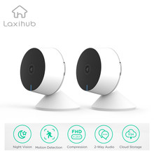1080P IP Wifi Camera Indoor 2PCS Surveillance Camera Night Vision Baby Monitor Wireless Cloud Storage Webcam Motion Detection