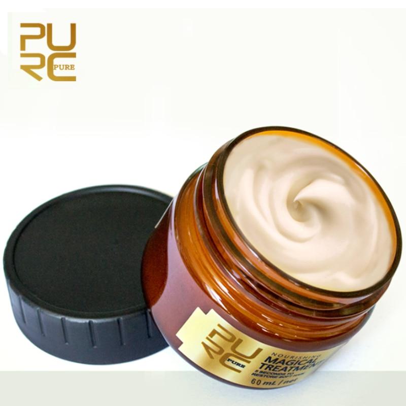120/60ml Magical Treatment Mask 5 Seconds Repairs Damage Restore Soft Hair For All Hair Types Keratin Hair & Scalp Treatment