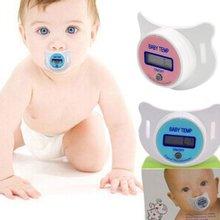 Лидер продаж! Практичная цифровая Соска-пустышка с ЖК-дисплеем для детей, термометр для сосок, безопасная температура, забота о здоровье, S01