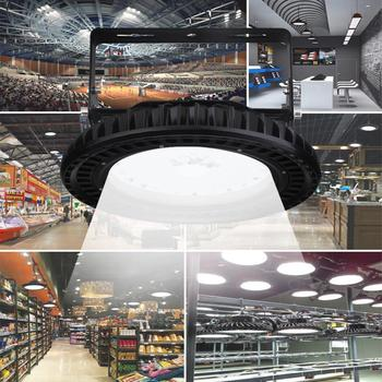 Industrial Lighting UFO LED High Bay Light 100W 150W 200W 250W LED Highbay Light  Led Mining Light Industrial Lamps