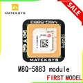Matek Systems M8Q-5883 SAM-M8Q gps & QMC5883L с компасом модуль для трутеня дистанционного управления FPV