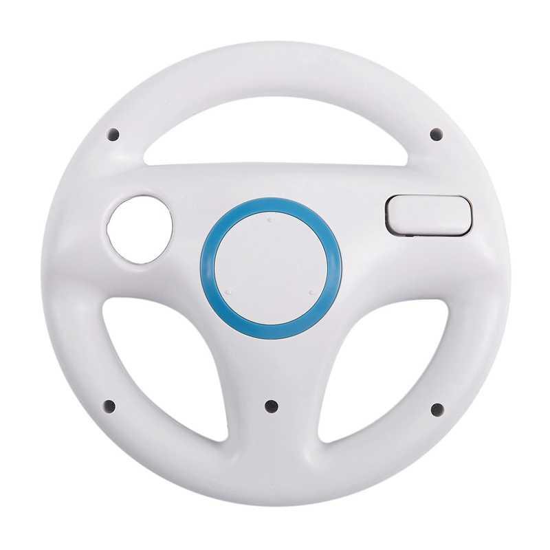 Новый Круглый Руль для игры NINTENDO Wii MARIO KART