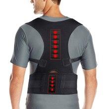 Back Posture Corrector for Men Women Magnetic Lumbar Back