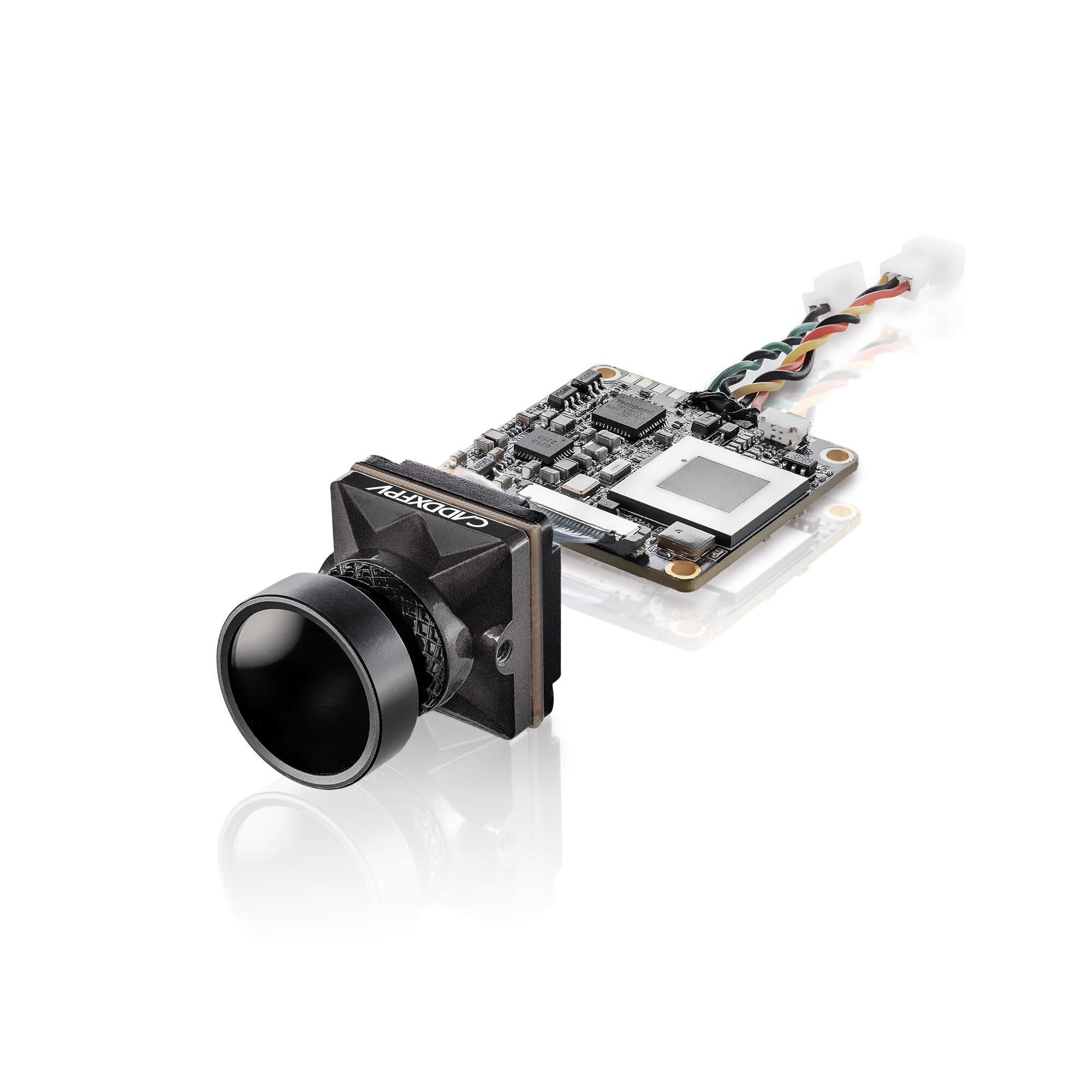 Caddx Loris Micro 4K 2.1mm 160° FOV Black