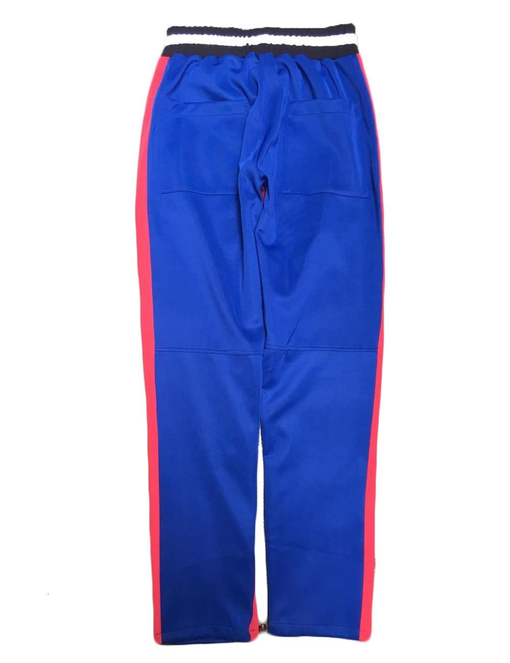 H.A. Sueno 2019 BIG SALE Men Track Pants Hip Hop Men's Pants With Zippers Popular Panelled Soft Trousers High Street Wear /7