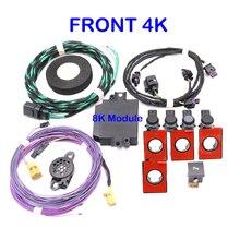 Front Park Pilot 4K do 8K czujniki parkowania zestaw do VW Jetta MK5 MK6 Golf 5 6 56D 919 475 A / 18D 919 475