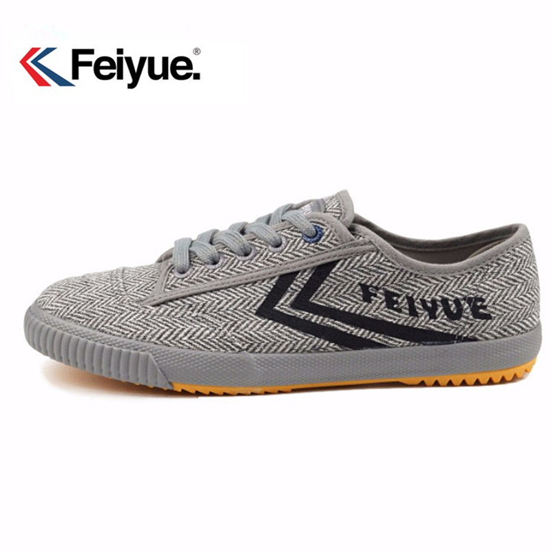 Feiyue Sneakers Men Women Shoes 1920' Classic Martial Arts Kung Fu Soft Comfortable Canvas Shoes Sports