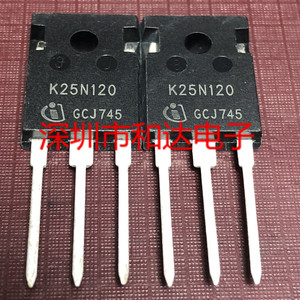 SKW25N120 K25N120 TO-247 1200V 25A