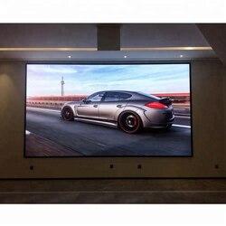 Di alta qualità di colore completo di pubblicità indoor display a led P4 smd 512x512mm pressofusione cabinet in alluminio a led noleggio schermo